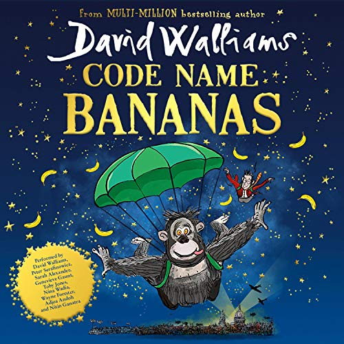 Code Name Bananas cover art