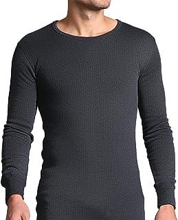 Heat Holders Men's Warm Winter Thermal Long Sleeve Vest