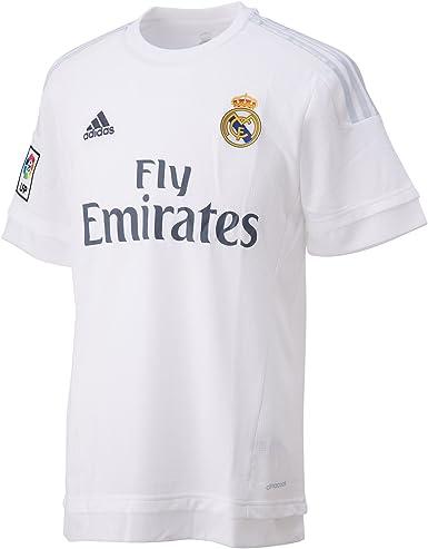 1ª Equipación Real Madrid CF 2015/2016 - Camiseta oficial adidas