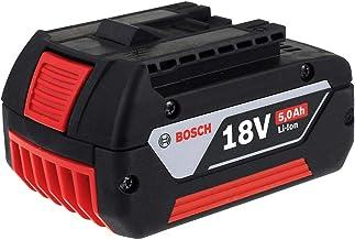 Bosch 2607337069 - Batería de Ion de Litio (5000 mAh, 18 V)