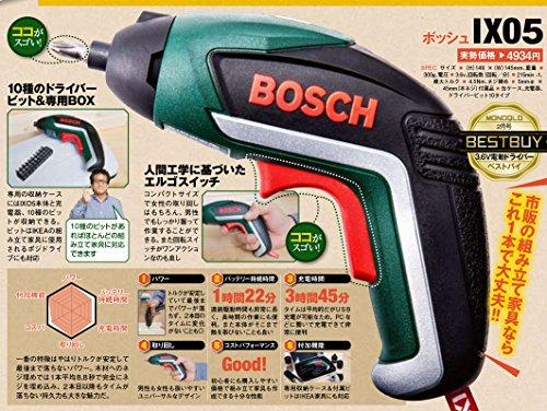 BOSCH(ボッシュ)『IXO5』