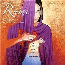 Rumi 2018 Calendar