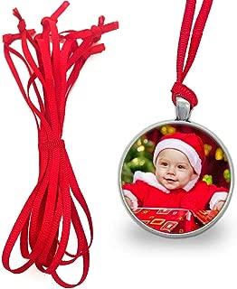 Best christmas ornament ribbon hangers Reviews
