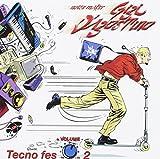 Vol. 2-Techno Fes...