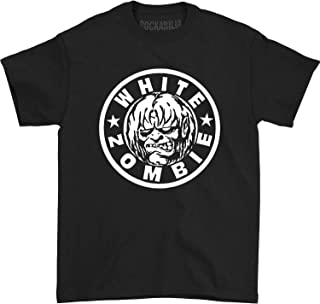 Best white zombie t shirt Reviews