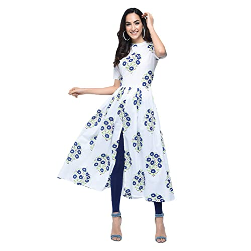 eb4779e625 Floral Kurtis: Buy Floral Kurtis Online at Best Prices in India ...
