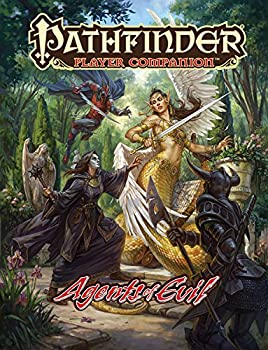 Pathfinder Player Companion: Agents of Evil - Book  of the Pathfinder Player Companion