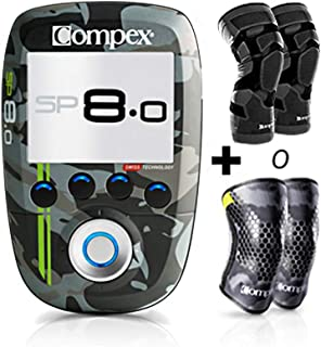 Compex Electroestimulador Wireless SP8.0 WOD Edition