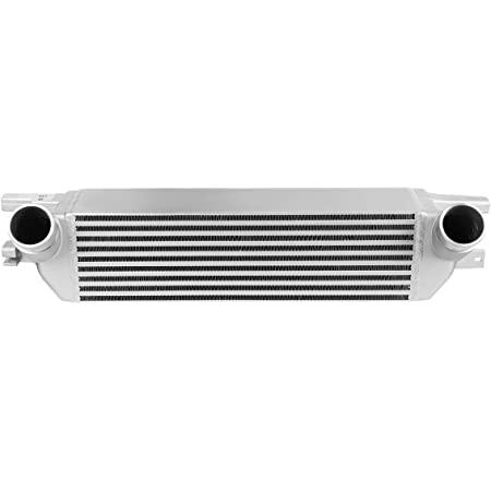 Intercooler Cooling Direct Fit//For FR3Z6K775A 15-16 Ford Mustang Convertible//Coupe 2.3L Turbocharger Intercooler