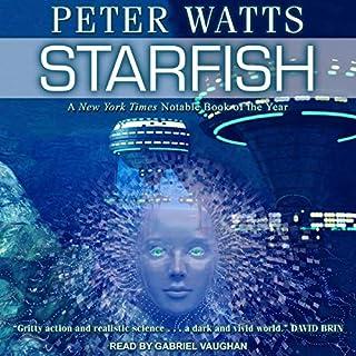 Starfish audiobook cover art