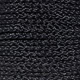 Hollow Braid Polypropylene Rope – 1/2 Inch Diameter – Multiple Color Options – 10, 25, 50, and 100 Foot Lengths