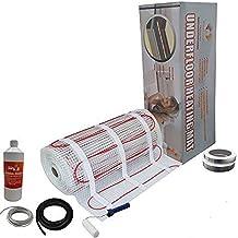 Nassboards Premium Pro - Kit Élite de Calefacción Eléctrica Por Suelo Radiante de 150 W - 3.5m²