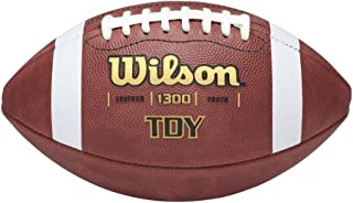 Wilson AYF TDY Traditional Youth Game Football