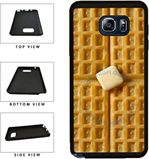 BleuReign(TM) Belgium Waffles TPU RUBBER SILICONE Phone Case Back Cover For Samsung Galaxy S8 Plus