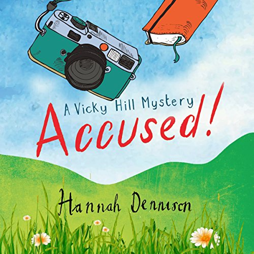 Accused! audiobook cover art