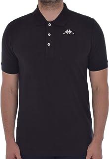 Kappa Mens Sharus Retro Casual Cotton T-Shirt Polo Shirt Tee Top