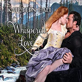 Whispered Love audiobook cover art