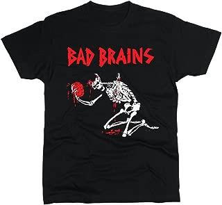 Bad Brains T-Shirt Men Regular Fit