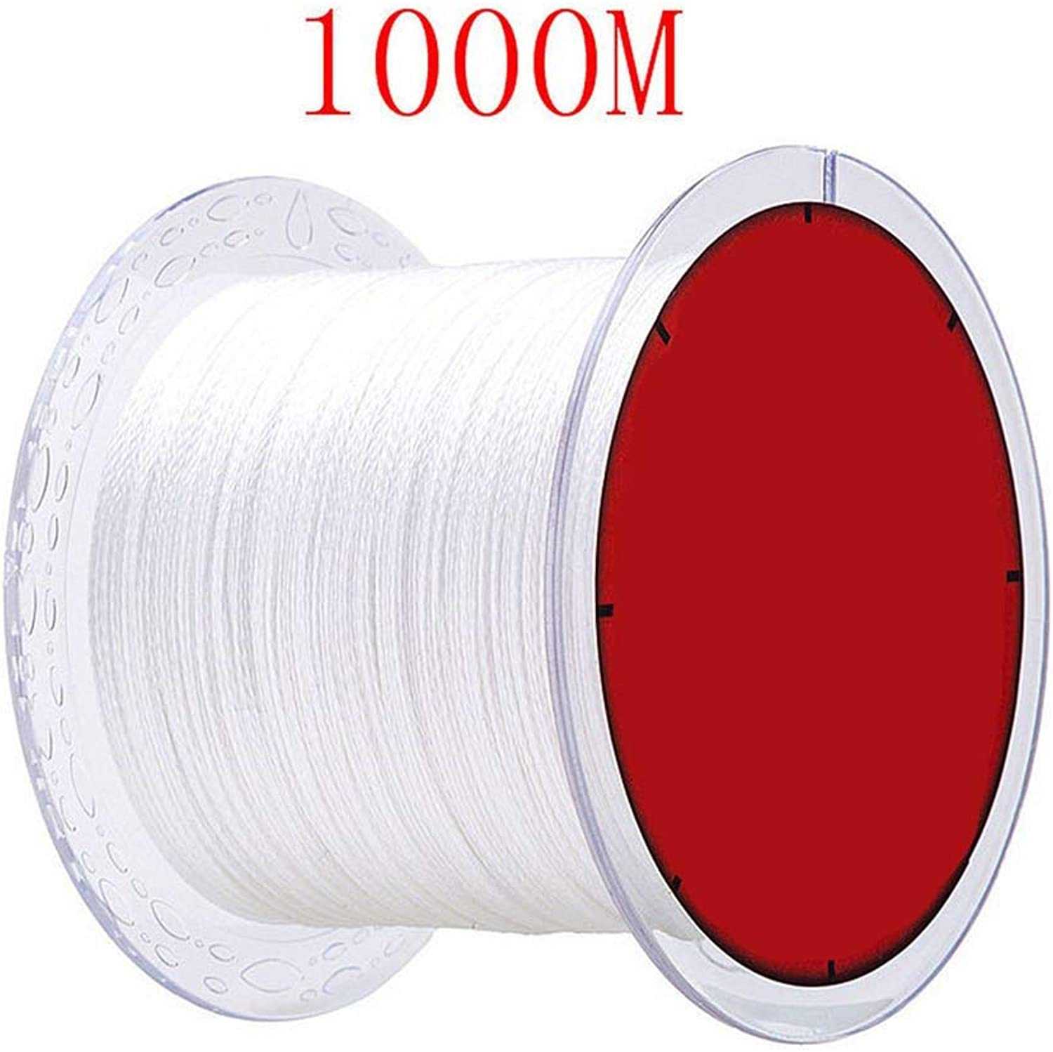4 Strands Braided Fishing Line Multilament Braid Lines Wire Smoother Floating Line