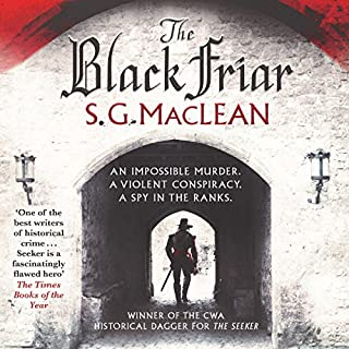 The Black Friar cover art