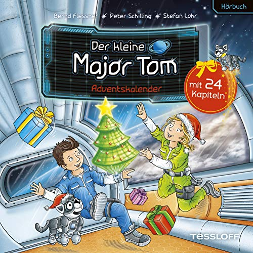 Adventskalender 1-24: Der kleine Major Tom