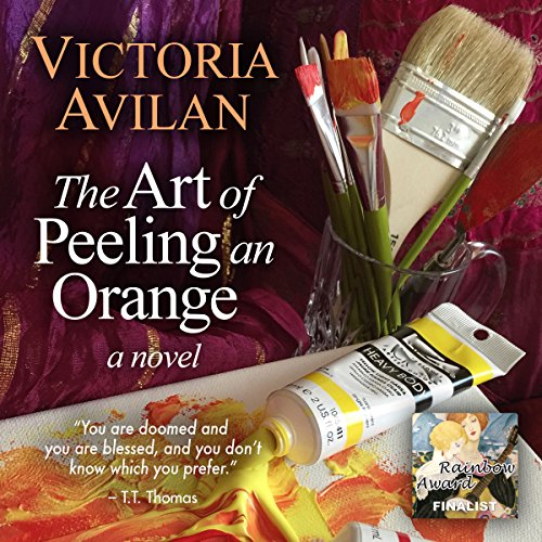 The Art of Peeling an Orange cover art