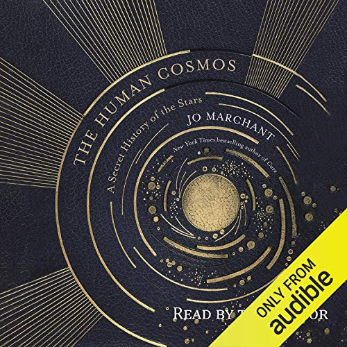 The Human Cosmos audiobook cover art