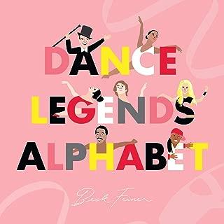 Dance Legends Alphabet Book | Children's ABC Books by Alphabet Legends™
