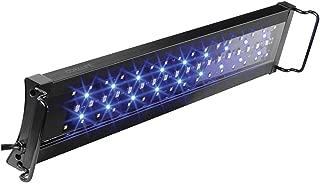 Coralife 13759 Aqua Light S LED Aquarium Light Fixture, 18