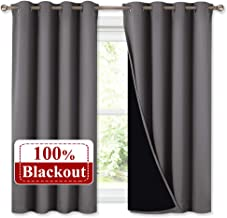 Best blackout thermal lined curtains Reviews