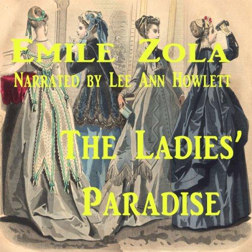 The Ladies' Paradise audiobook cover art