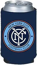 New York City FC CAN Koozie Neoprene Holder Cooler Coolie FC SC Soccer MLS