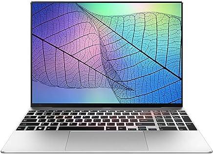 15.6 Pulgadas Narrow Bezel FHD Pantalla Laptop Procesador Intel Celeron J3455 Quad Core Gen8 GPU 6GB
