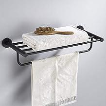 CBXSF Noir 304 Porte-servetten en Acier Inoxydable Toilettes Salle De Bains Étagère Porte-Mouchoirs Matériel Pendentif K