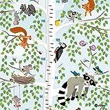 Messlatte Kinder Poster Messleiste Kinderzimmer Bilder