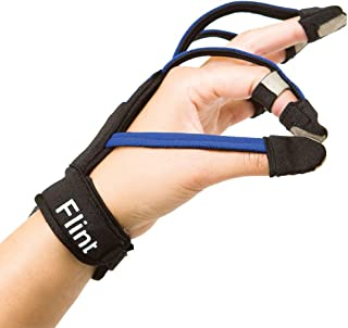 Music Glove: Hand Rehabilitation Therapy Device for Stroke, Spinal Cord Injury, Traumatic Brain Inju (Left Large)
