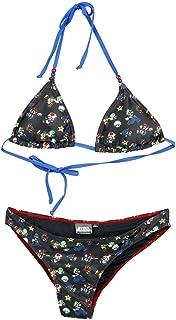 Nintendo: Jumping Women's Bikini Set (Costume Donna Tg. S) [Italia]
