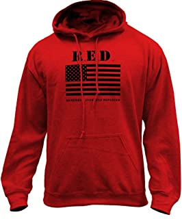 red friday hoodies