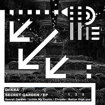 SECRET GARDEN / EP