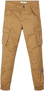NAME IT Nitbamgo Reg/R TWI Ca Pant M Nmt Noos Pantalones para Niños