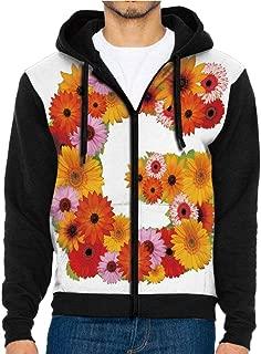 3D Printed Hoodie Sweatshirts,Burnt Capital Symbol Paper,Hoodie Casual Pocket Sweatshirt