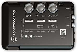 The ToneWood Amp Acoustic Electric Pre Amp/Multi-Effect Processor