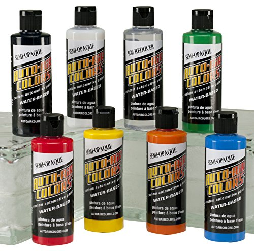 auto air brush paint - 2