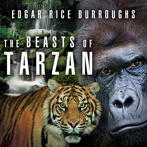 The Beasts of Tarzan copertina