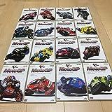 中古 MotoGP 2004 シーズン DVD 16枚セット ロッシ ジベルナウ ビアッジ ヘイデン カピロッシ YZR-M1