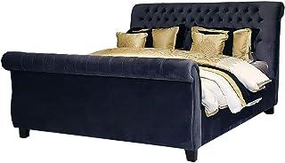 Pan Emirates Camdyn Bed, Grey - 180 x 200 cm