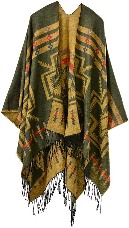 Lady's Shawl- Women Shawls Warm Plaids Pashmina Long Scarf Shawl Wrap Soft Scarves Four Seasons Cloak Perfect Gift 130150CM Decoration ( color   5 )