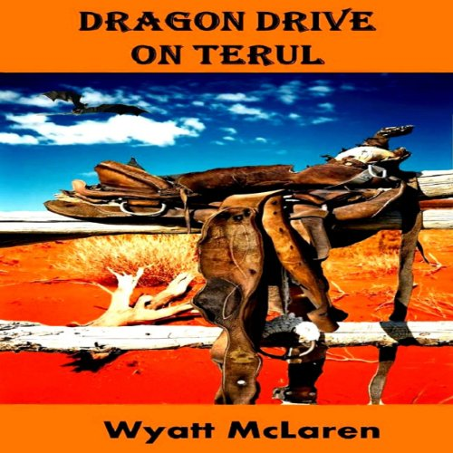 Dragon Drive on Terul  By  cover art