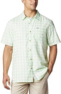 Columbia Super Slack Tide Camp Shirt Super Slack Tide - Camiseta de Campamento Hombre