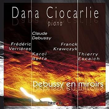 Debussy en miroirs
